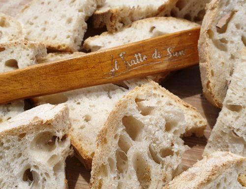 Pane biga 100% (ricetta di Salvatore Lioniello)